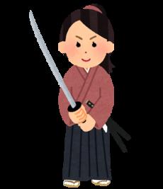 kenjutsu_samurai_woman